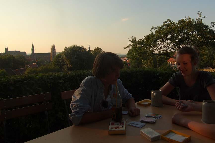 Campingplatz Insel Die Stadt Bamberg
